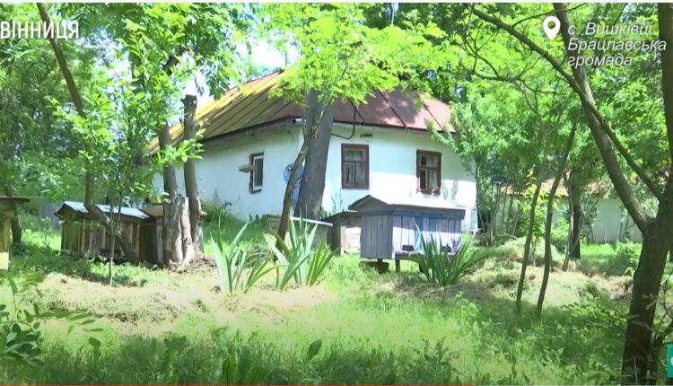 хата в селі