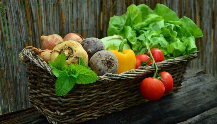 органічні овочі
