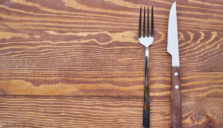 виделка та ніж